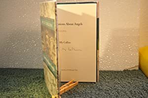 Questions About Angels:Poems **SIGNED**: Collins, Billy 1941-