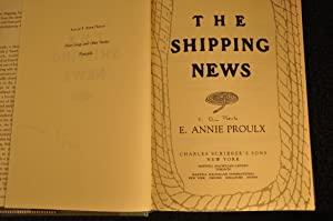 The Shipping News **SIGNED**: Proulx, E. Annie
