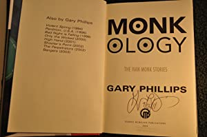 Monkology: 13 Stories from the World of: Phillips, Gary