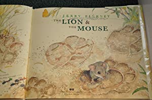 The Lion and the Mouse **SIGNED**: Pinkney, Jerry