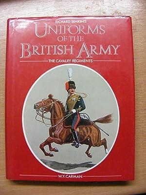 Richard Simkin's Uniforms of the British Army: W Y Carman