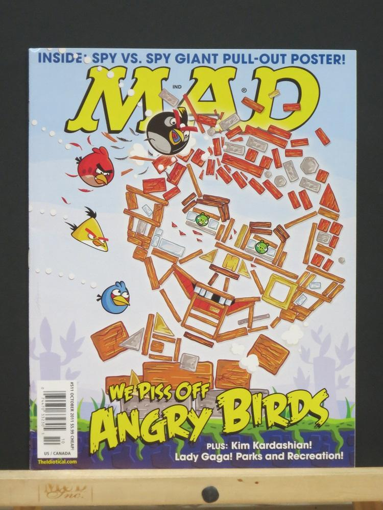 Mad #394 FN 2000 Stock Image