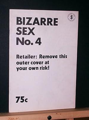 Bizarre Sex #4: Kitchen, Denis and