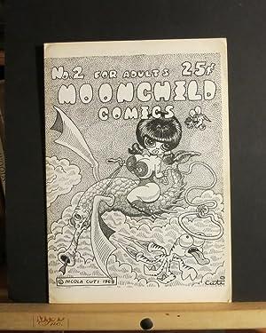 Moonchild Comics #2: Cuti, Nicola