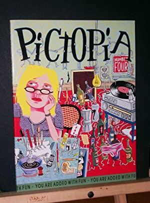 Pictopia #4: Griffith, Bill and