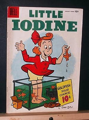 Little Iodine #31: Hatlo, Jimmy