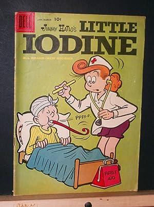 Little Iodine #39: Hatlo, Jimmy