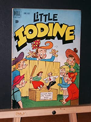 Little Iodine #6: Hatlo, Jimmy