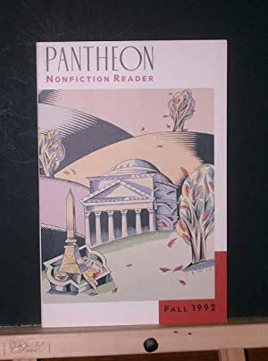 The Pantheon Nonfiction Reader: Fall 1992: Evans, Julian and