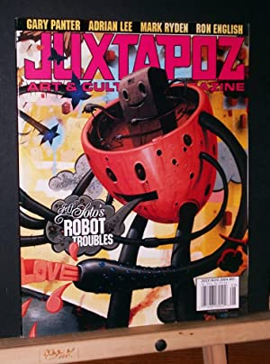 Juxtapoz #51, July/August 2004: Panter, Gary and