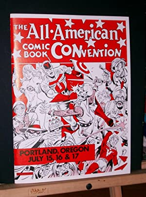 The 1977 All American Comic Book Convention: Herald, Luana and Rosie