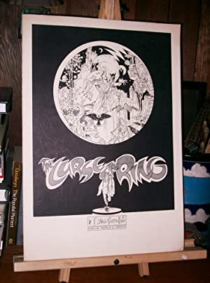 Curse of the Ring (Signed and Numbered Edition of Six Prints): Russell, Craig