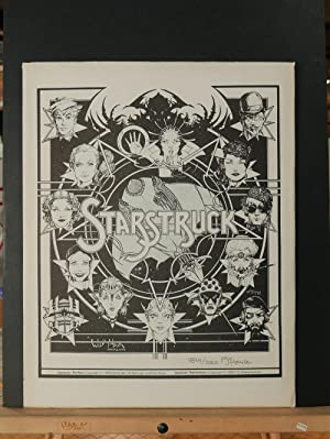 Starstruck The Portfolio (Limited, Numbered and Signed: Kaluta, Michael
