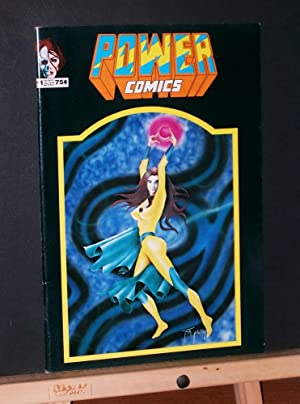 Power Comics #1: Sims, Dave and