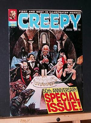 Creepy #50: Stenstrum,Jim and E.