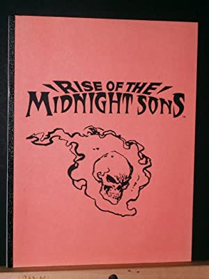 "Rise of the Midnight Sons"", Ghost Rider"",: Lee, Stan (publishe)"