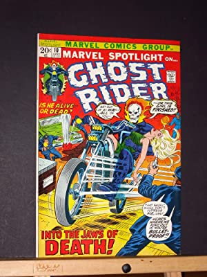 Marvel Spotlight #10 (Ghost Rider): Friedrich, Gary