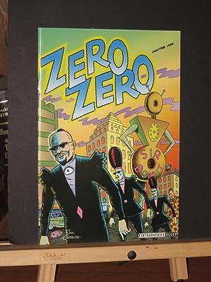 Zero Zero #7 (January/February, 1996): Griffith, Bill and
