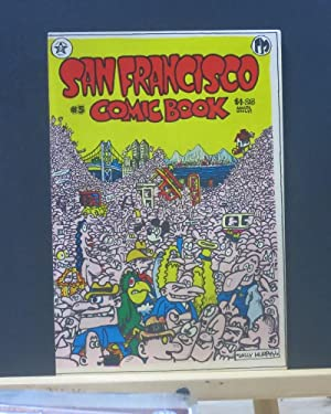 San Francisco Comic Book #5: Arlington, Gary (Editor)