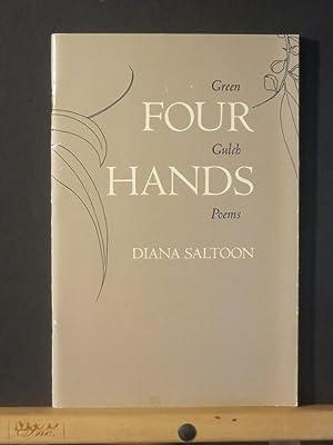 Four Hands : Green Gulch Poems: Saltoon, Diana