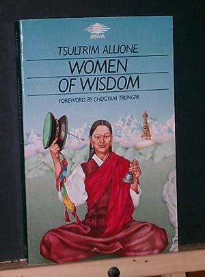 Women of Wisdom: Allione, Tsultrim