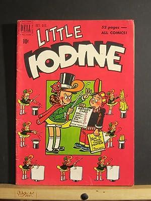 Little Iodine #3: Al Scaduto