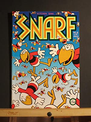 Snarf #8: John Pound and