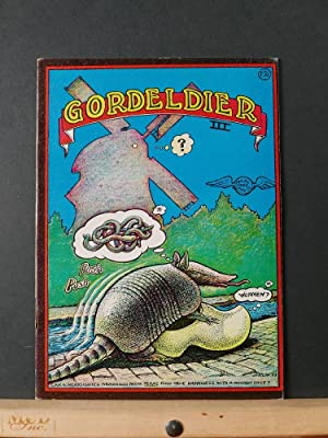 Gothic Blimp Works #6 1969 R CRUMB S Clay Wilson FLAKEY FOONT Underground Comix