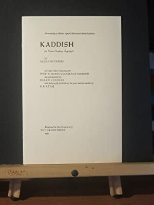 Kaddish (Prospectus only)