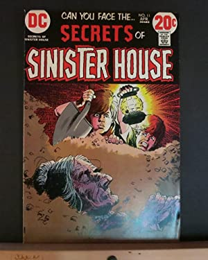 Secrets of Sinister House #11: Mike Kaluta and