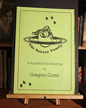 The Saturn Family: A Portfolio of Six Drawings (signed by the author)