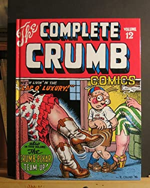 The Complete Crumb Comics, Volume 12