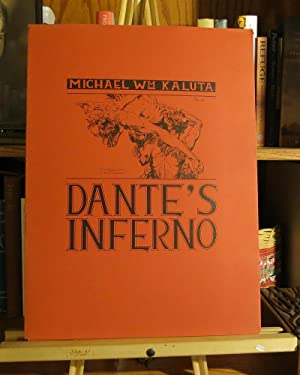 Dante's Inferno (Signed and Numbered Portfolio of 8 Prints)