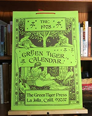 Green Tiger Calendar of 1978