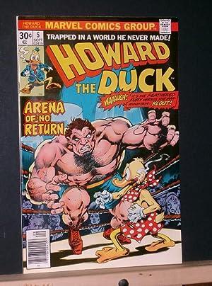 Howard the Duck #5: Colan, Gene