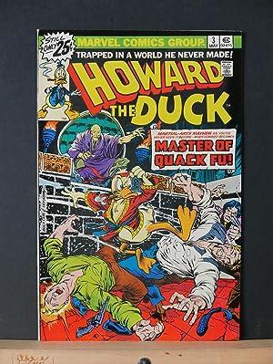 Howard the Duck #3: Buscema, John