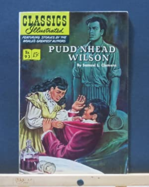 Pudd'nhead Wilson, Classics Illustrated #93: Mark Twain (Author)