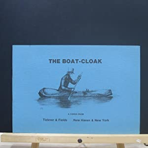 The Boat-Cloak and also The Cloth-Boat for Two