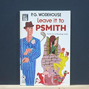 Leave it to PSmith (Dell Mapback #357)