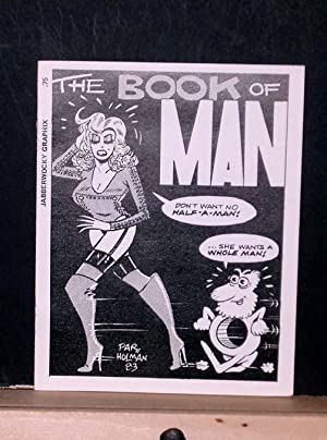 Book of Man #1: Foster, Brad and