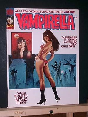 Vampirella #34: Warren, James (Editor)