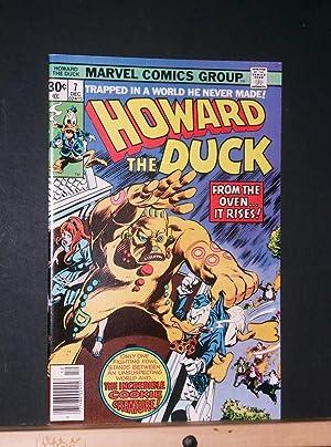 Howard the Duck #7: Gerber, Steve (Writer)