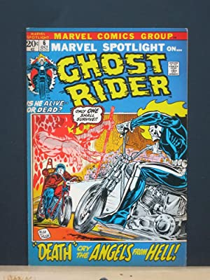 Marvel Spotlight #6 (Ghost Rider): Ploog, Mike