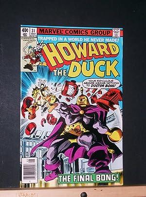 Howard the Duck #31: Mantlo, Bill (Writer)
