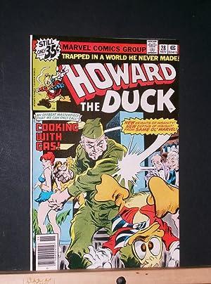 Howard the Duck #28: Wolfman, Marv (Writer)