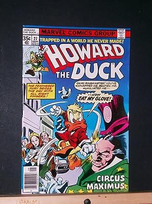 Howard the Duck #27: Gerber, Steve (Writer)