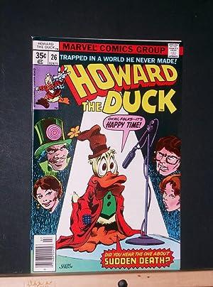 Howard the Duck #26: Gerber, Steve (Writer)