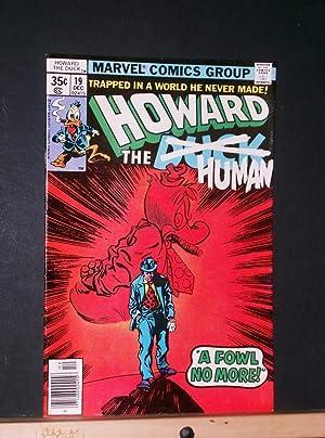 Howard the Duck #19: Gerber, Steve (Writer)