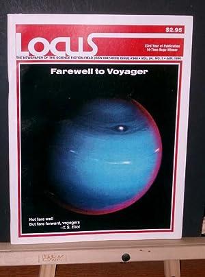 Locus Magazine #348 January 1990: Brown, Charles N