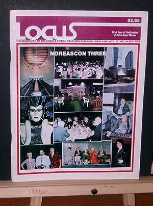 Locus Magazine #346, November 1989: Brown, Charles N